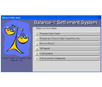 Balance IT cash management software